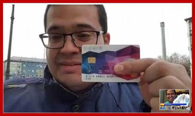 Tarjeta Bitcoin Mastercard