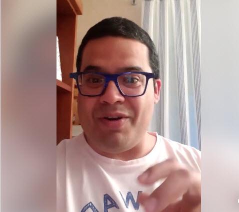 Rixio Abreu Facebook Live
